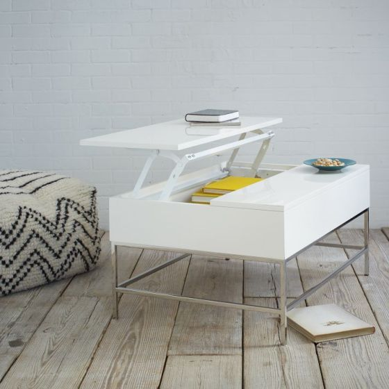 Storage Coffee Table West Elm