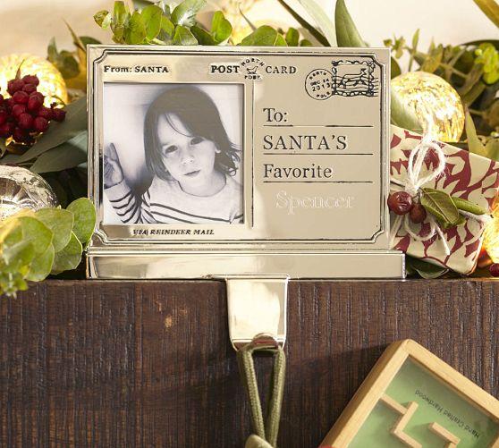 Postcard Stocking Holder