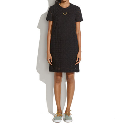 Lacebud Shiftdress Madewell