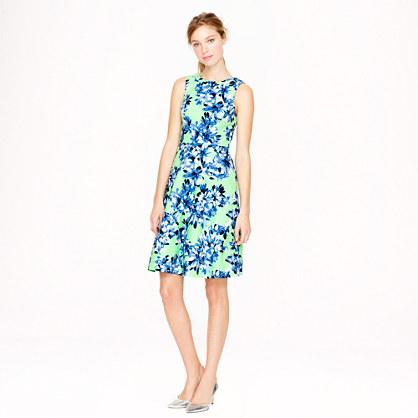 Photo Floral Dress J.Crew