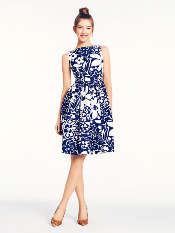 Tanner Dress Kate Spade