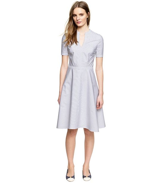 Brooke Dress Tory Burch
