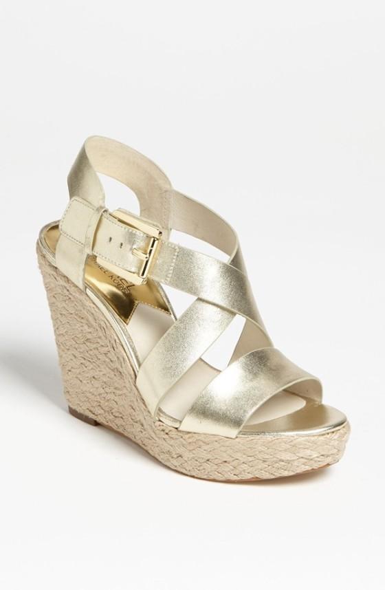 MICHAEL Michael Kors 'Giovanna' Wedge Sandal