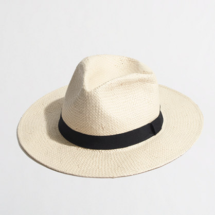 Factory Panama Hat J.Crew Factory