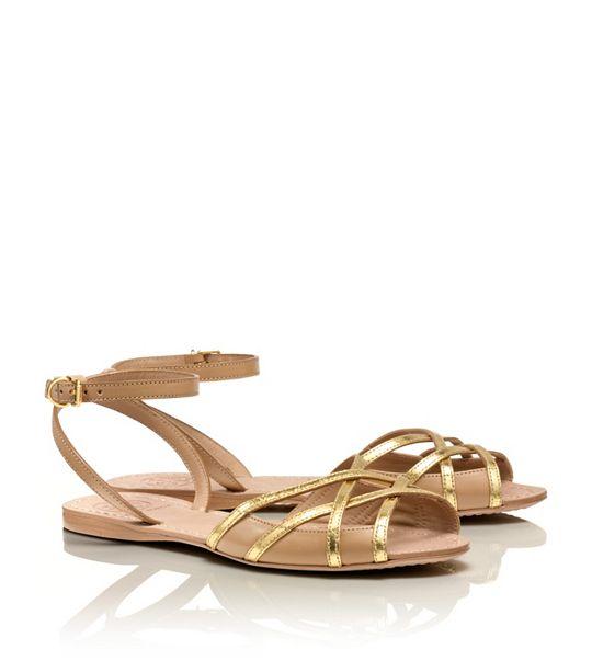Tory Burch Candice Flat Sandal